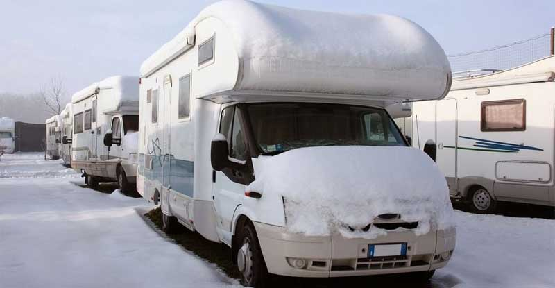 Winterize Your RV 14 Checklist for Full-Time RVers