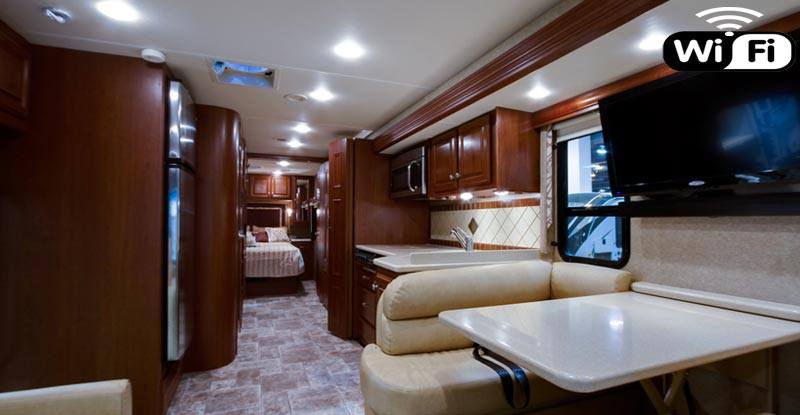 6 RV Internet Options To Keep You Online In Your Travel