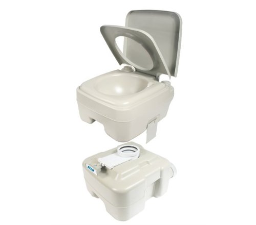 best camping toilet reviews