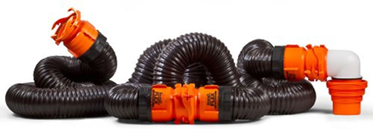 Camco RhinoFLEX RV Sewer Hose Kit