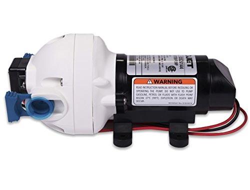 Flojet 03526-144A Triplex Diaphragm Automatic Water System Pump