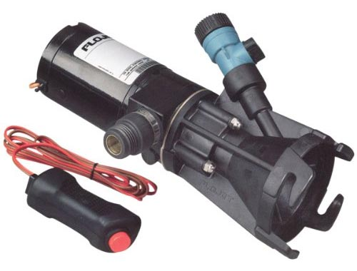 Flojet 18555-000A, Portable RV Waste Pump
