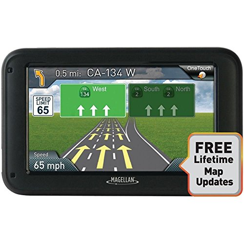 Magellan Roadmate 5322-LM 5 Touchscreen Portable GPS