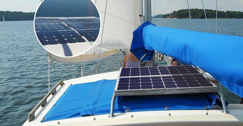ALLPOWERS Solar Panel 100W