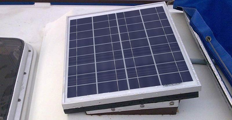 Eco-Worthy 20W 12V Poly Solar Panel Kit