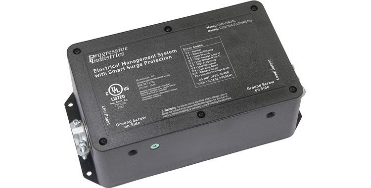 PROGRESSIVE INDUSTRIES HW30C Hardwired Electrical ProtectorEnter