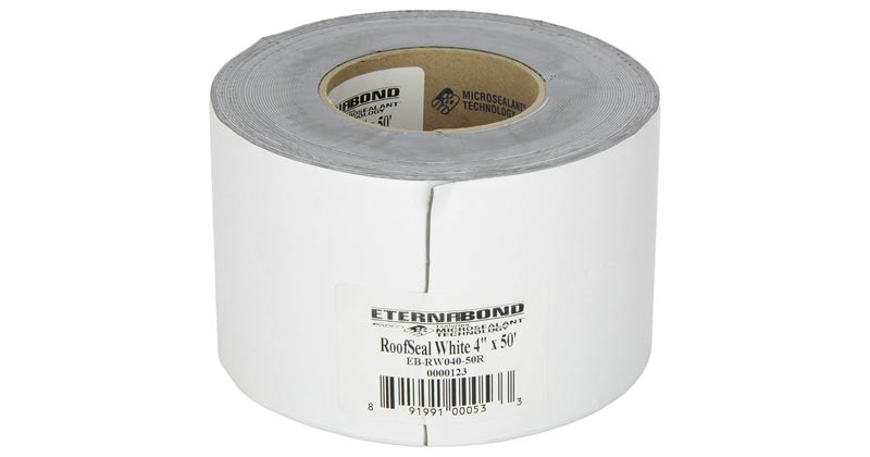 EternaBond RSW-4-50 RoofSeal Sealant Tape – Best RV Roof Repair