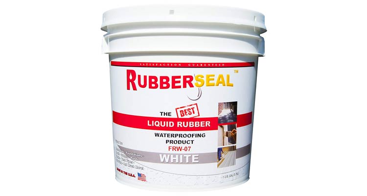 Rubberseal Liquid Rubber Waterproofing and Protective Coating