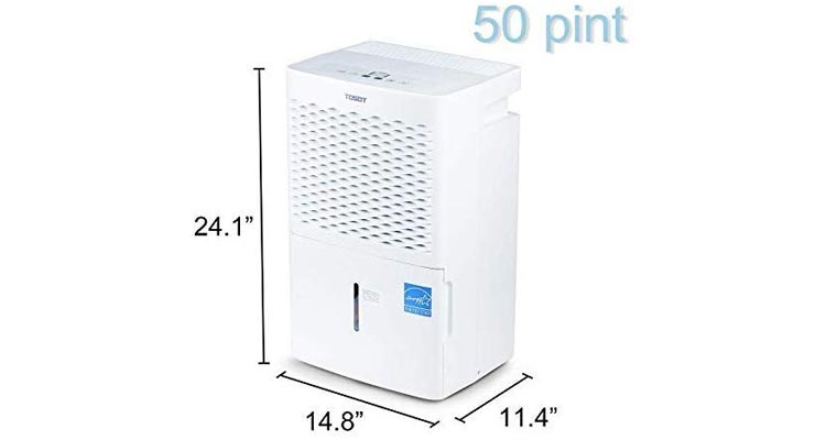 TOSOT 50 Pint Dehumidifier