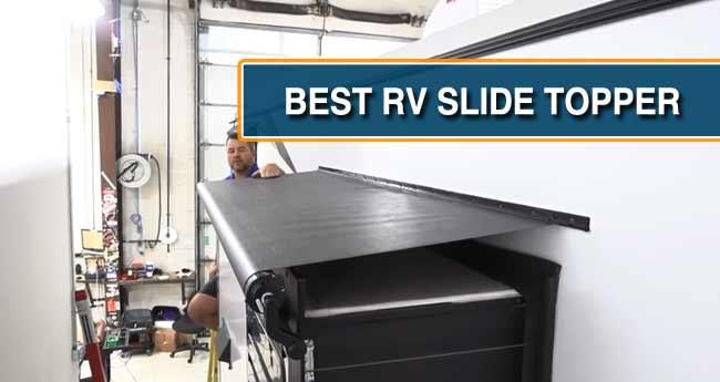 Best RV Slide Topper